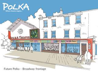 Polka Theatre in Wimbledon
